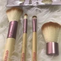 New Promo Emina Brush Logy - Emina Makeup Brush Set - Set Kuas Make Up