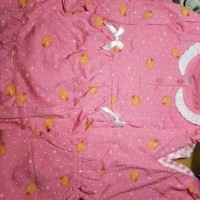Baju Tidur Anak Perempuan ; Piyama Anak ; Gw 166 G