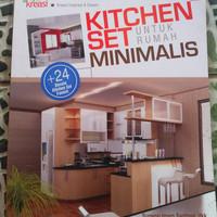 Kitchen Set Untuk Rumah Minimalis.