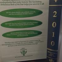 Encyclopaedia Britannica Book of The Year 2010