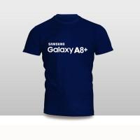 Kaos Baju Pakaian Gadget Handphone SAMSUNG GALAXY A8 PLUS murah