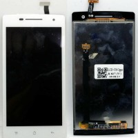 LCD+TS Oppo Find 5 Mini R827 [Layar LCD / Touchscreen / Sparepart HP]
