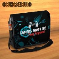 Tas Laptop Selempang Gamer Playstation [PS4]