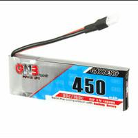 Gaoneng GNB 3.7V 450mAh 1S 80160C Lipo Battery White Plug (soket losi)