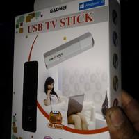 TV Tuner External USB TV Stick Gadmei For Laptop atau Netbook