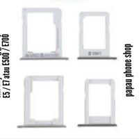 SIM TRAY SIM CARD SIM LOCK SAMSUNG GALAXY E500 E700 / E5 E7 2015