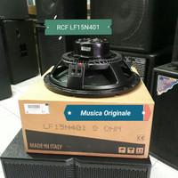 RCF Komponen Speaker LF15N401 Neodymium woofer Made in Italy