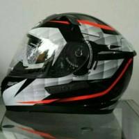 Helm KYT K2 Rider Diamond Putih