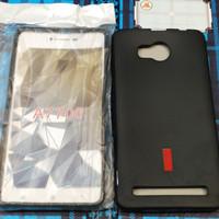 silikon karet hitam capdase lenovo a7700 a 7700 harga murah