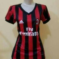 Jersey Milan Home Ladies 17/18 Grade Ori