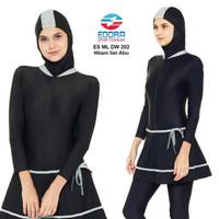 Baju Renang Muslimah Edora ES ML DW 202 size 3XL dan 4XL