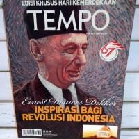 Majalah TEMPO Edisi Khusus Ernest Douwes Dekker