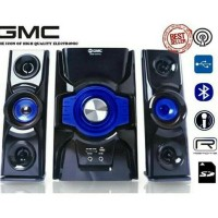 Sale! Speaker Aktif Multimedia Gmc 889B Bluetooth, Fm Radio, Remote,