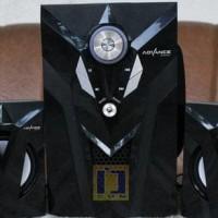 Jual Speaker Advance M10Bt Bluetooth Unik