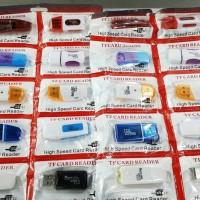 Card Reader USB Micro SD 1 Slot / Mmc Memory Converter Murah Surabaya