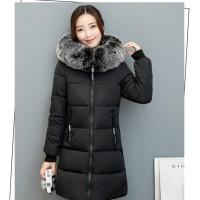 Premium Winter Coat High Quality / Jaket Musim Dingin ( Disney Font )