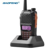 Handy Talkie POFUNG UV-6R UV6R UPGRADE Dari UV5R Radio HT