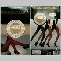 Stocking Full Tight 480 Denier Bianca Maria