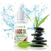 Obat herbal Oles mengatasi disfungsi erexi / impotensi - Magic Oil