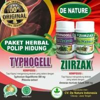 Obat Polip Hidung Herbal De Nature Indonesia Asli