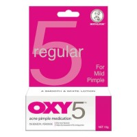 Oxy 5 Acne Pimple Medication 10 g