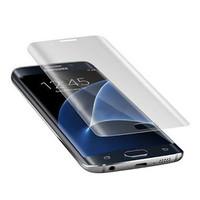 Samsung S7 EDGE FULL LCD Screen Guard Melengkung Pinggir Antigores