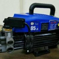 Mesin Steam Cuci Motor Mobil Ac Karpet H&L Ql 1200
