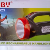 Lampu Senter + Emergency LED   Luby L-2623