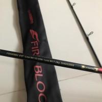 Joran Pancing Shimano Fire Blood S 65 Mh 195 Cm