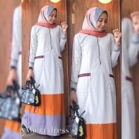 ZYCH AGS - Alicia Dress Putih