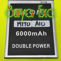 Harga Baterai Mito A10 Impact Travelbon.com