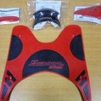Paket Aksesoris Resmi Motor Honda Scoopy Fi Red