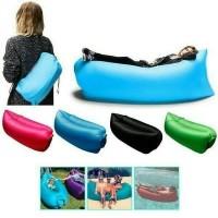 Kursi Angin Malas Lazy Boy Air Inflatable Sofa Bed Lay Fatboy Travel