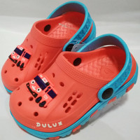 Sepatu Sandal Tayo Model Sandal Crocs Tayo Dulux