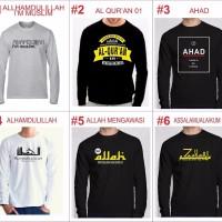 promo murah Kaos Baju Islami Muslim Lengan Panjang 06 pria keren