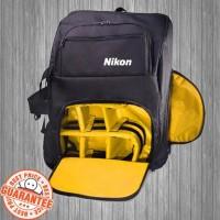 Tas Kamera Dslr Nikon Model Backpack Ransel Kode G