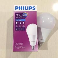 Lampu Bohlam Led Philips 23 Watt 23W 23Watt 23 W Cool Daylight Putih