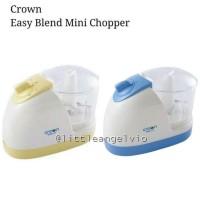Crown Blender Makanan bayi easyblend multi chopper cr3038