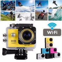 terbaru Camera Action Wifi Hd Sport Gopro Killer