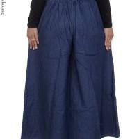 Celana Terbaru Celana Kulot JUMBO celana panjang jeans muslimah