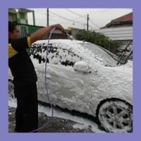 Shampo Cuci Mobil Motor IKAME via GOJEK Dari Ikame