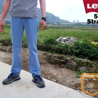 Levis Jeans 505 Bioblitz