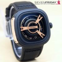 OFFICIAL Jam Tangan Sevenfriday M Series Rose Gold Black / M1 M2 V1 V2