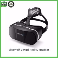 BlitzWolf VR BW-VR3 Virtual Reality 3D Glasses Samsung Gear VR Killer