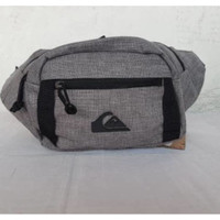 Tas Pinggang Quiksilver Traveler Pack Grey Original