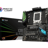 Motherboard MSI X399 SLI Plus