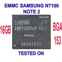 EMMC SAMSUNG NOTE 2 N7100 KMVTU000VM SECOND