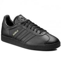 Sepatu adidas Gazelle leather black original