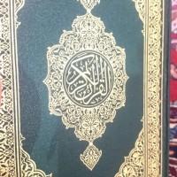 Alquran Madinah/Mushaf Madinah 20x14 cm Asli Saudi