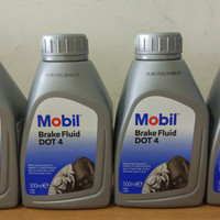 Brake Fluid / Minyak rem Mobil 1 DOT 4